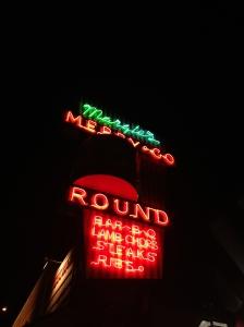 Merry Go Round Restaruant, Lone Pine, CA